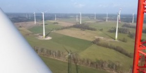 Windpark Düshorner Heide