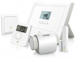 RWE SmartHome steuert Komfort, Licht und Wärme
