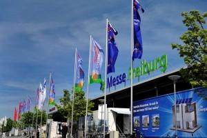 Auf der GETEC in Freiburg weht der Wind der Energiewende