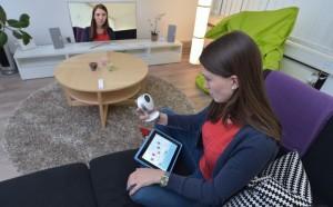 Bildunterschrift: RWE SmartHome wird jetzt noch sicherer mit den Samsung SmartCams