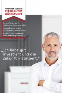 Modernisierungskampagne von Stiebel Eltron