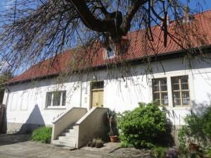 Das alte Pfarrhaus in Ummendorf wird multiples Haus (Foto: rb architekten)