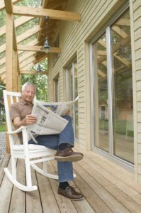 Generationengerechtes sanieren erhöht den Wohnkomfort – es an eine energetische Sanierung zu koppeln, senkt die Kosten (Foto: Zukunft Altbau)
