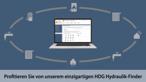 HDG Hydraulik-Finder
