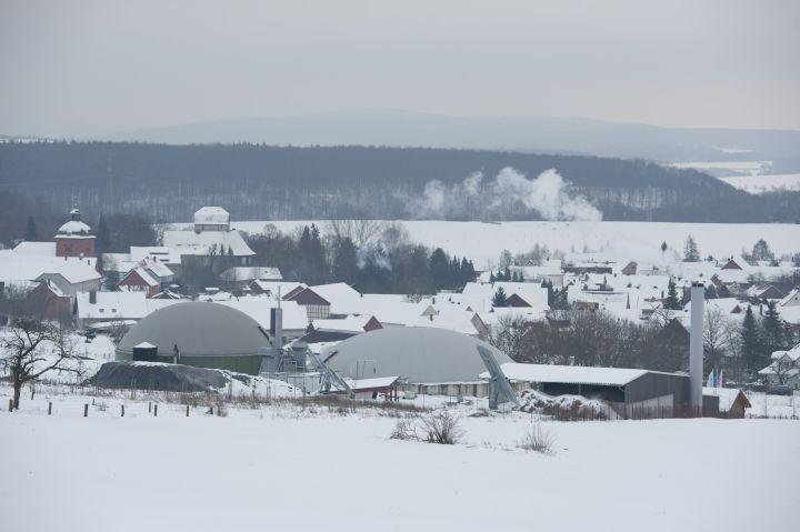 Zehn Jahre Bioenergiedorf: Jühnde 2.0 wird flexibler