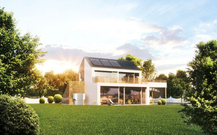 WOLF präsentiert ein neues Solar-Aufdach-Montage-Set & Online Solar-Konfigurator zur bestmöglichen Planung und Auslegung