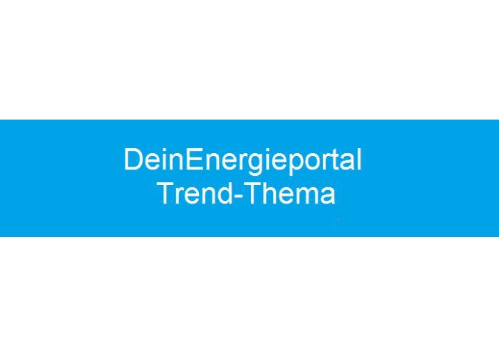"DeinEnergieportal Trend-Thema ""Solarenergie"""