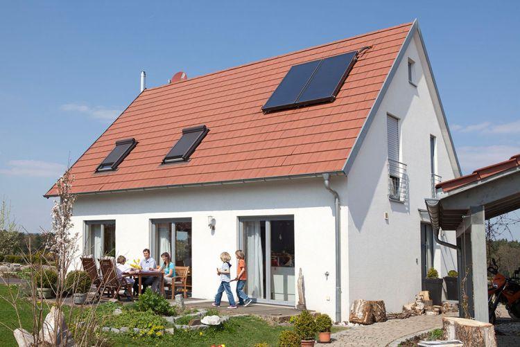 Glänzende Aussichten für die Solarthermieanlage