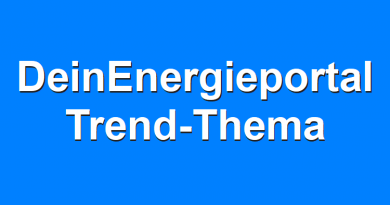 "DeinEnergieportal Trend-Thema ""Smart Home"""