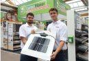 OC3 AG kooperiert mit OBI – Solarion-Flachdachmodule für Carport-Installation