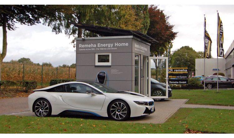 Remeha präsentiert Komplettsystem Energy Home