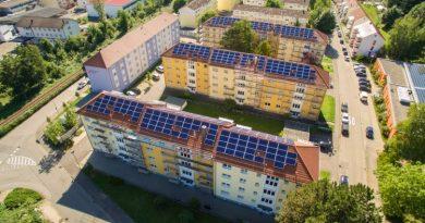 Mit Mieterstrom wird die Energiewende sozial