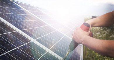 Mit dezentralen Solarparks gelingt die Energiewende vor Ort