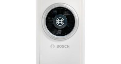 Wärmepumpe von Junkers Bosch wird noch leiser