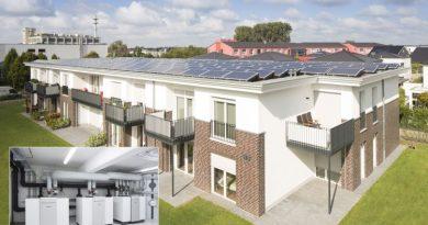Klimaschutzsiedlung 'Wohnen am Ballenlager' in Greven: Die Zukunft der Haustechnik beginnt hier