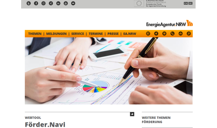 Neuerungen der Kommunalrichtlinie 2019 jetzt auch im Förder.Navi