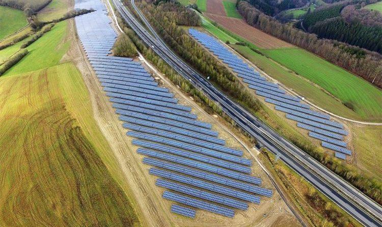 Solarparks sind eine Säule der Energiewende vor Ort