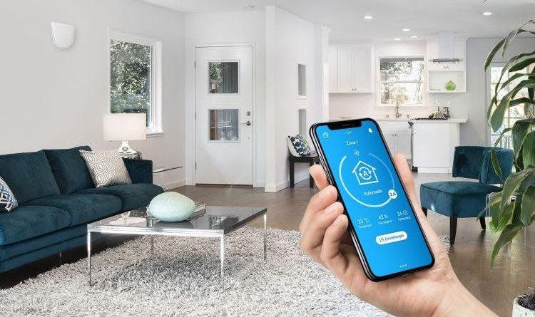 Die Wohnraumlüftung in neuen digitalen Sphären