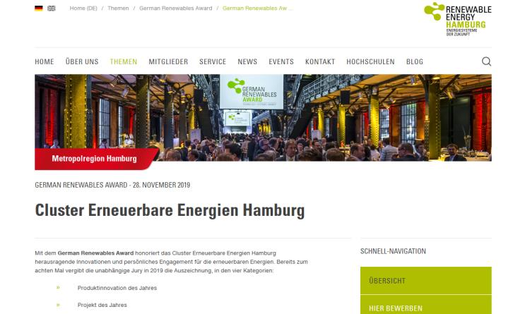 Erneuerbare-Energien-Erfinder gesucht