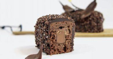 """Orignal Beans Osterrezept – Pain de Gênes au chocolat """"Udzungwa"""""""
