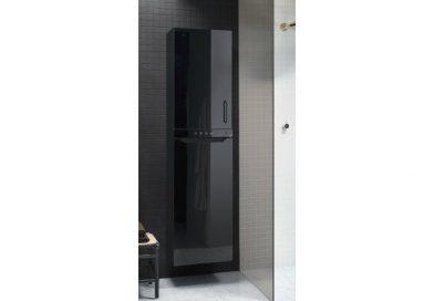 Kombination von Zehnder Zenia und burgbad Möbel bietet Neues für das Badezimmer