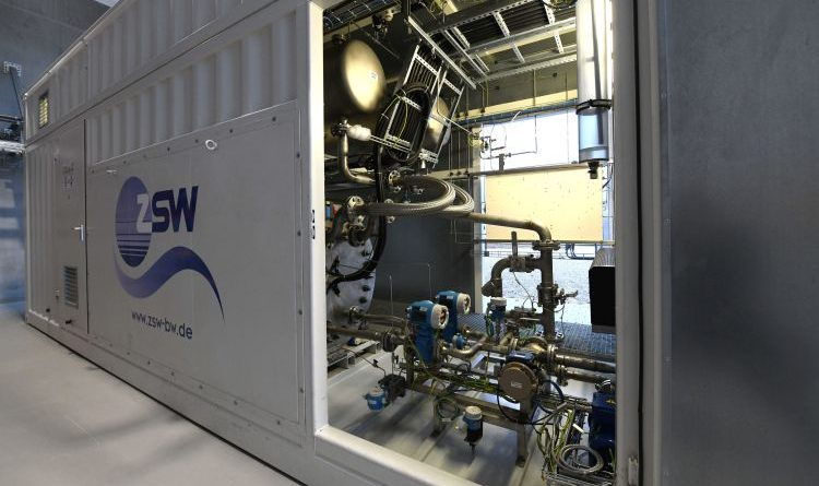 Wasserstoff aus Ökostrom günstiger erzeugen