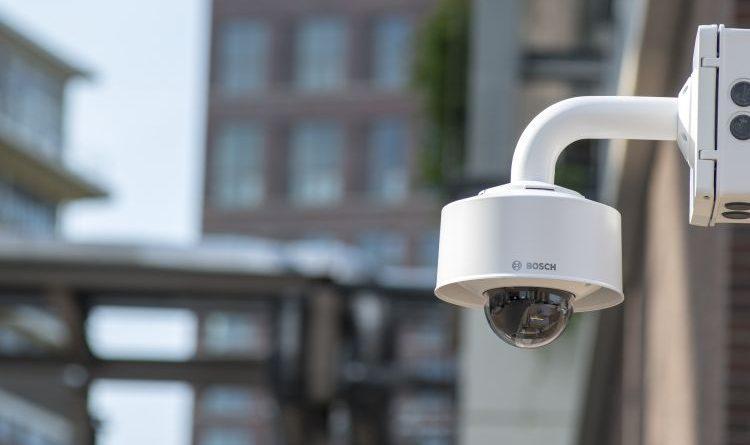 FLEXIDOME IP starlight 8000i Dome-Kameras von Bosch