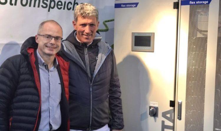 Olympiasieger Ludger Beerbaum stellt Hofanlage auf dezentrale Energieversorgung um