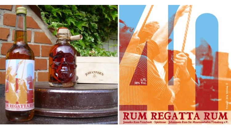Der Johannsen Regatta Rum 2019 für Piraten und andere Individualisten