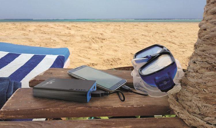 Mit Schwaiger Power4You in den Urlaub: Immer unter Strom