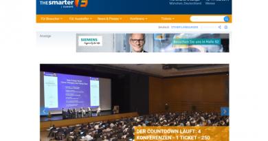 The Smarter Europe 2019: Gemeinsam auf dem Weg in die neue Energiewelt