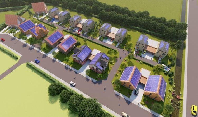 Viebrockhaus baut Energiequartier