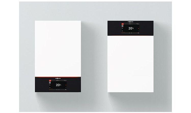Vitodens 300er Serie: Einfach zu installieren, zu bedienen und zu warten