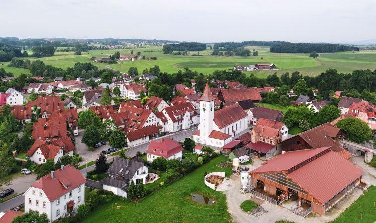 Schlier: Ausschreibung für die klimaneutrale Versorgung eines Neubaugebiets gestartet