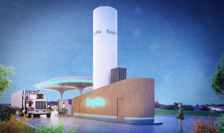 Erste LNG-Tankstelle in Wolfsburg geplant