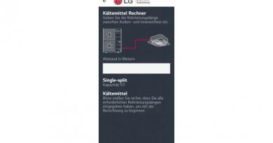 Neue LG Service App unterstützt Installateure und Servicetechniker im Einsatz beim Kunden