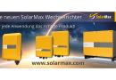 SolarMax startet Kooperation mit Solar-Großhändler Rehl Energy GmbH