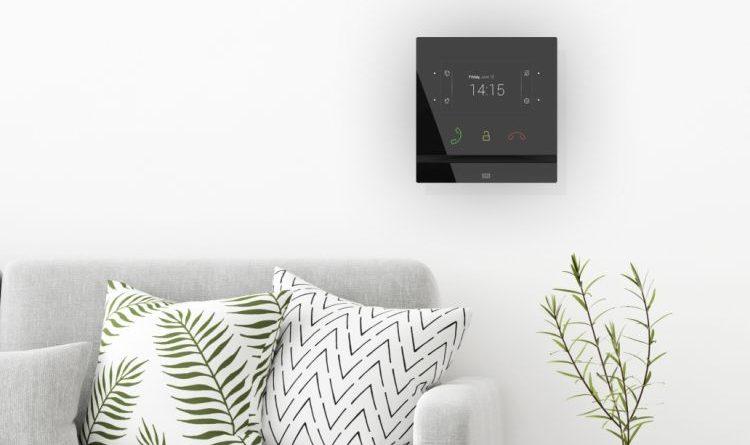 Hochwertiges Design und erstklassige Funktionen. Die neue Innensprechstelle von 2N ist ein luxuriöses Innenraum-Accessoire für Wohnanlagen