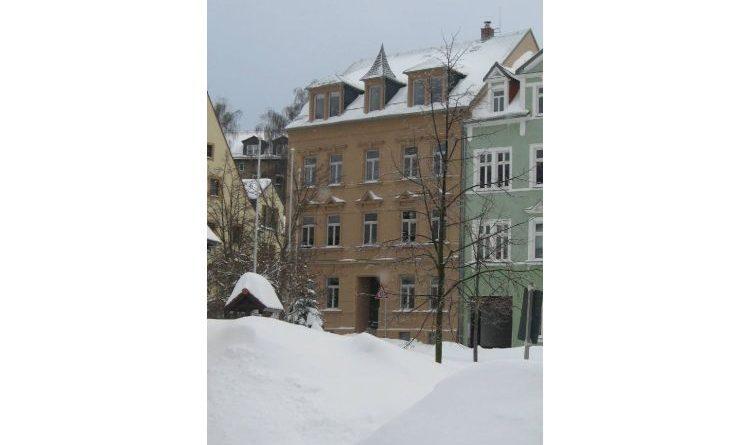 Mehrfamilienhaus aus dem 14. Jahrhundert heizt mit Wärmepumpe