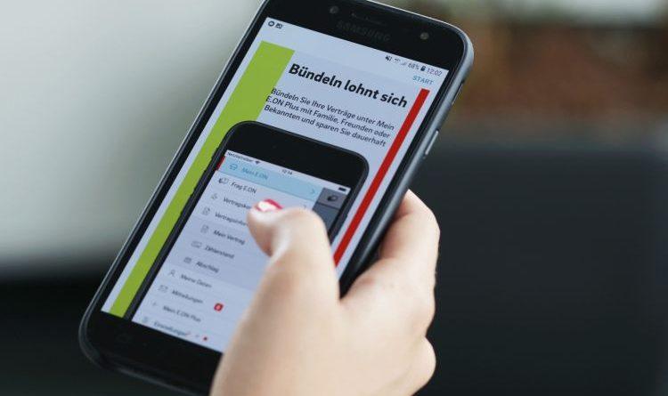 E.ON Plus: Energieverträge bündeln jetzt auch per App möglich