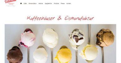 Dario Fontanella hat das Spaghetti Eis in Mannheim erfunden