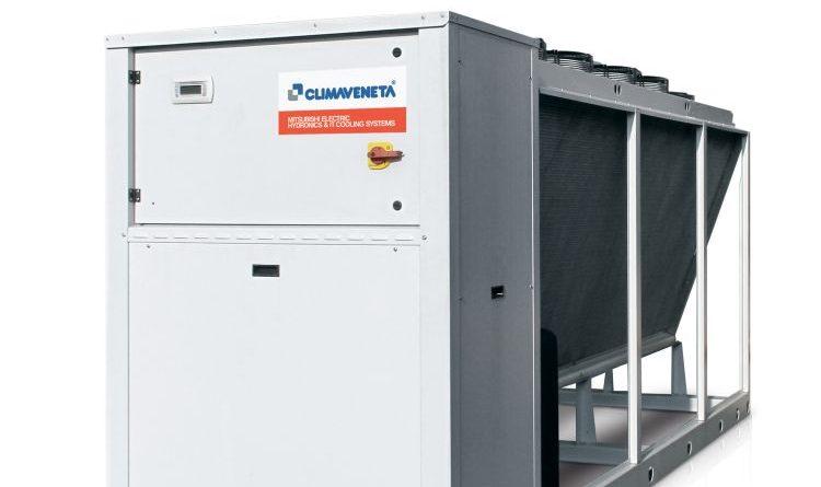 Neue luftgekühlte Lösungen mit Kältemittel R454B