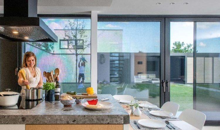 Kühl trotz Hitze: Ein herrlich kühles Haus trotz hoher Temperaturen