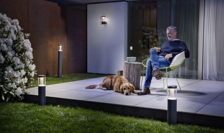 Intelligente Lösungen für den Außenbereich sorgen für Sicherheit und Komfort