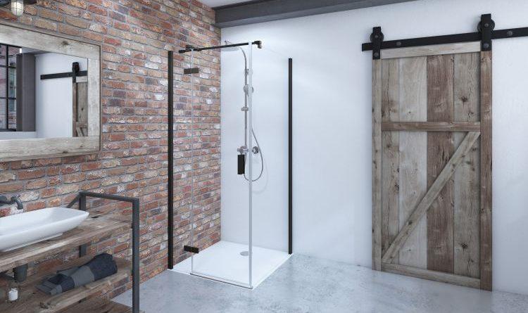 Schick in Schwarz – die auffälligen Duschlösungen von Duschwelten