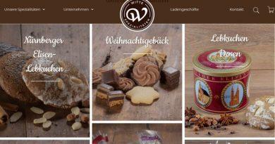 Zur Lebkuchen-Saisoneröffnung – Witte Spezialitäten