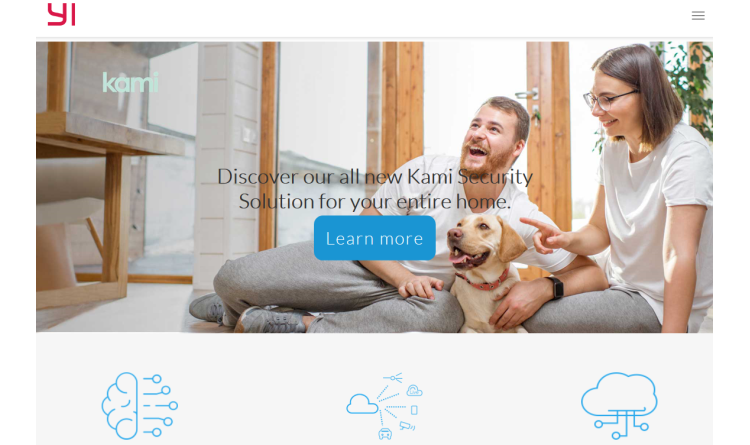 YI Technology stellt Kami in Deutschland vor: eine Familie von vernetzten Lösungen für die Haussicherheit
