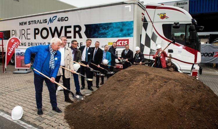 BayWa Energie und Rödl energie errichten gemeinsam LNG-Tankstelle am Nürnberger Hafen