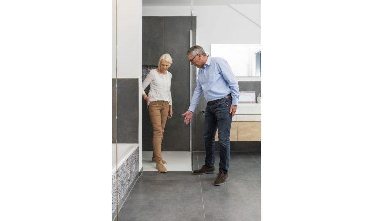KfW fördert den Umbau zu barrierefreien Wohnungen wieder mit Zuschüssen