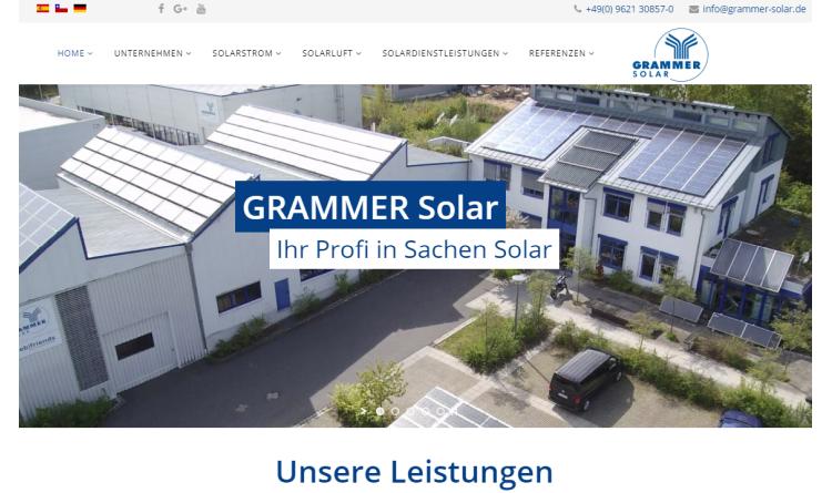 Solarkollektorförderung in Deutschland